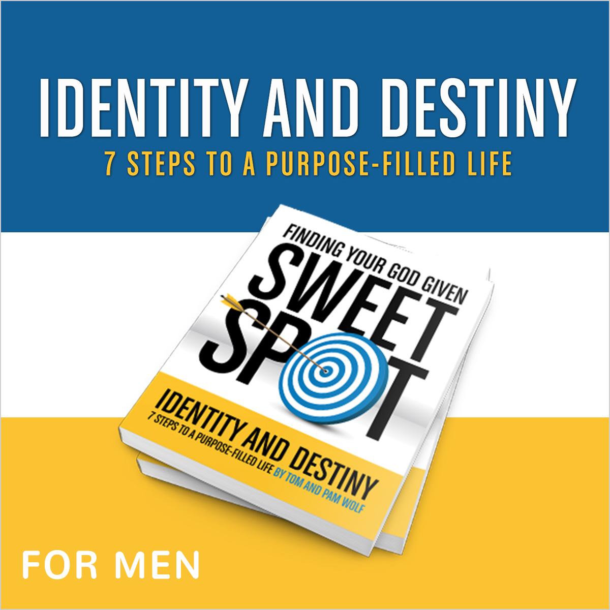 IDENTITY & DESTINY FOR MEN