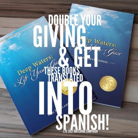 Spanish books_Lift Your Gaze